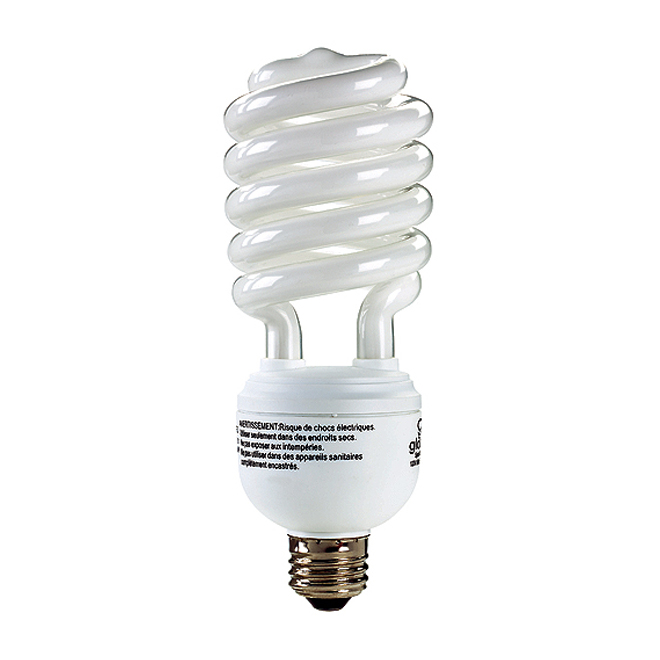 40-W CFL lightbulb