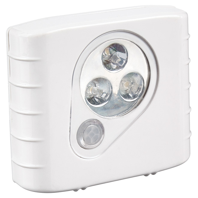 LED Motion-Detector Spot Night Light