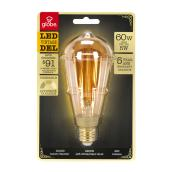 Vintage LED Bulb - 5 W - Dimmable - Soft White