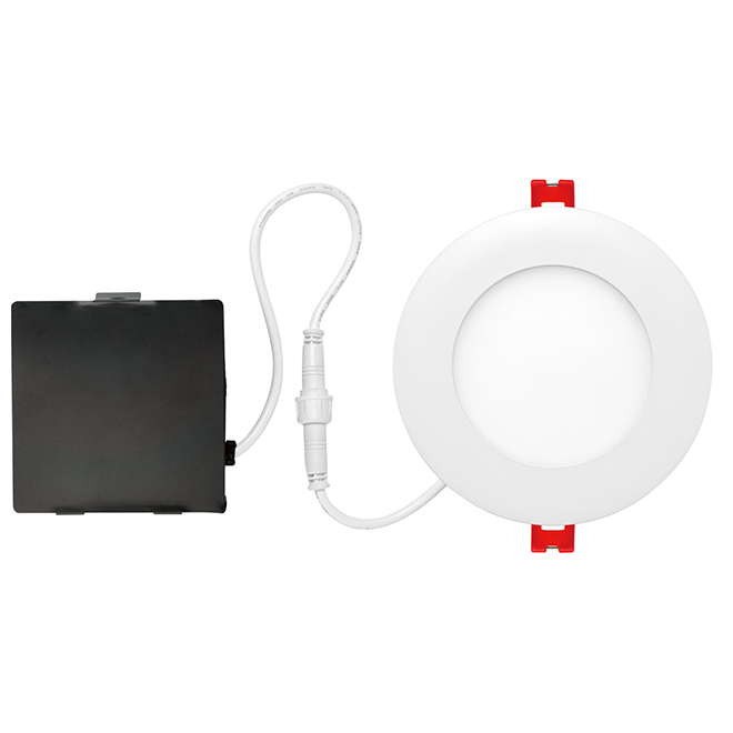 Dimmable Recessed Light - Slim - 9W LED - White