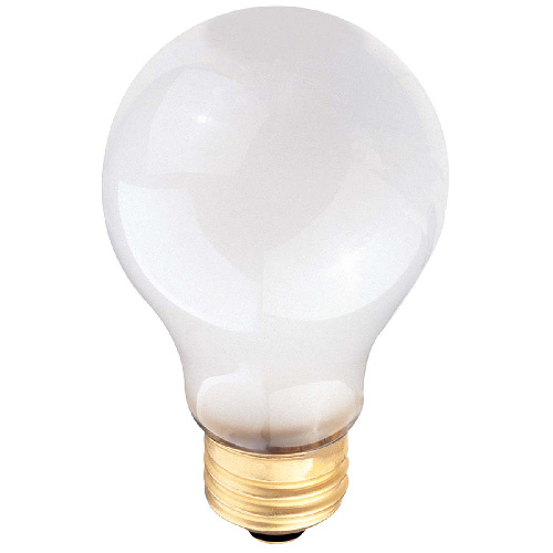 50-W lightbulb
