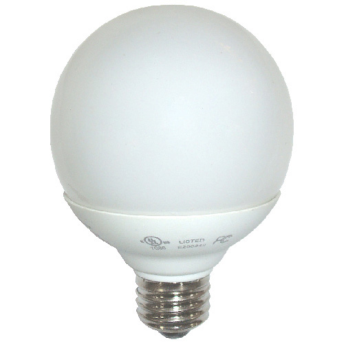 16-W CFL Lightbulb
