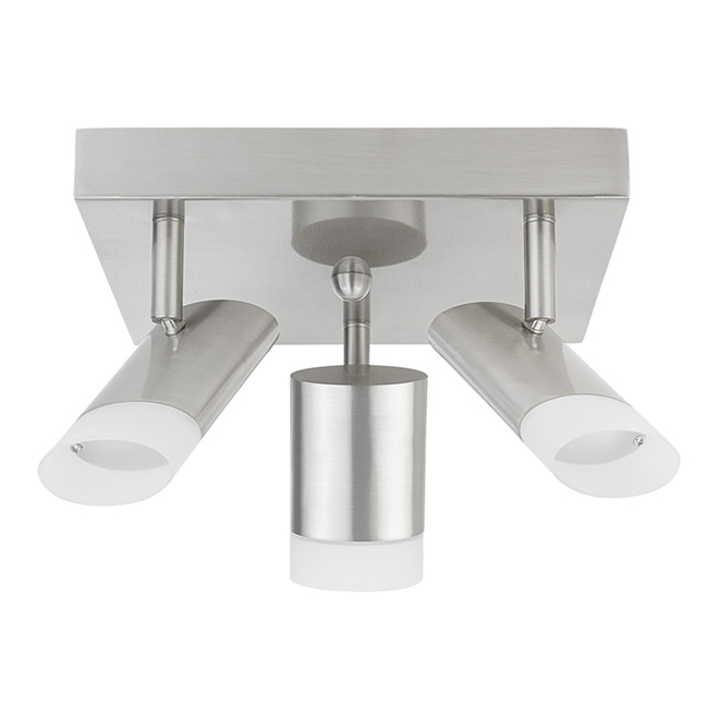 """Delphine"" 3-Light Flushmount"