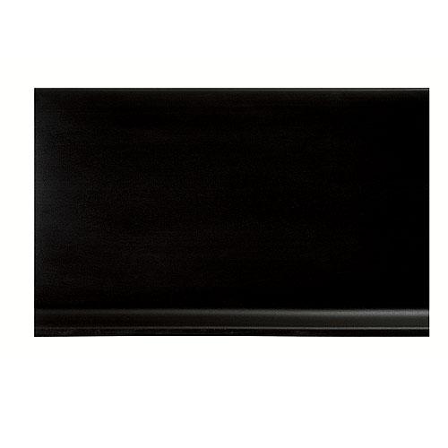 plinthe gorge en vinyle autocollante 4 po noir rona. Black Bedroom Furniture Sets. Home Design Ideas