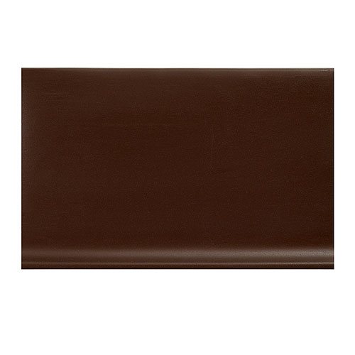 "Peel-and-Stick Vinyl Cove Base 4"" - Brown"