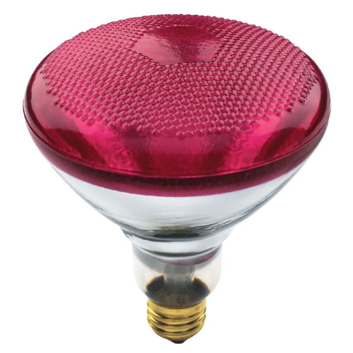 BR38 Reflector - Red
