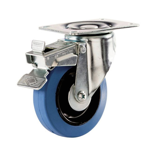 "Caster - ""Dyna-Tred"" Lock Swivel Caster"