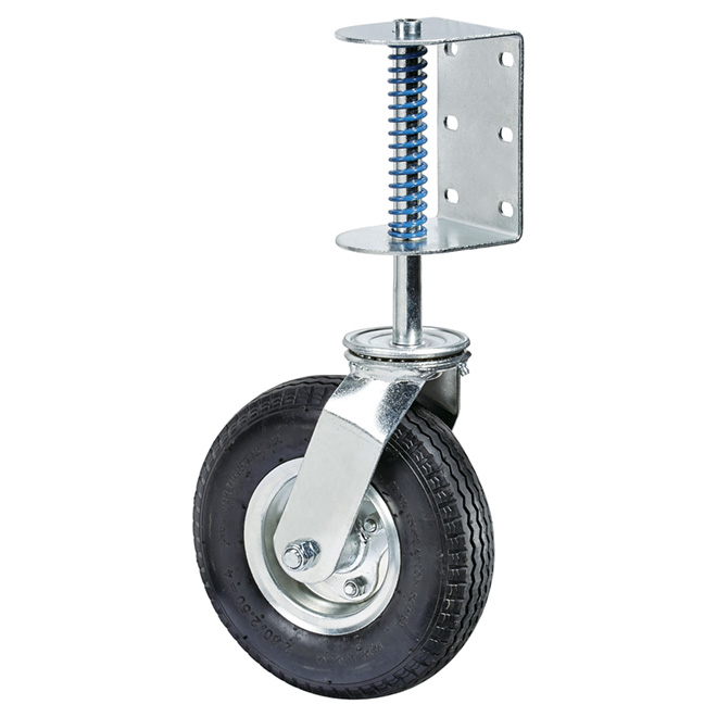 Swivel Gate Caster - 300 lbs Capacity - 8""