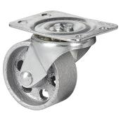 Sintered Iron Plate Swivel Caster - 126 lbs Capacity - 2