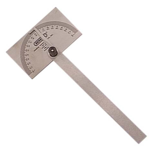 SQUARE HEAD PROTRACTOR