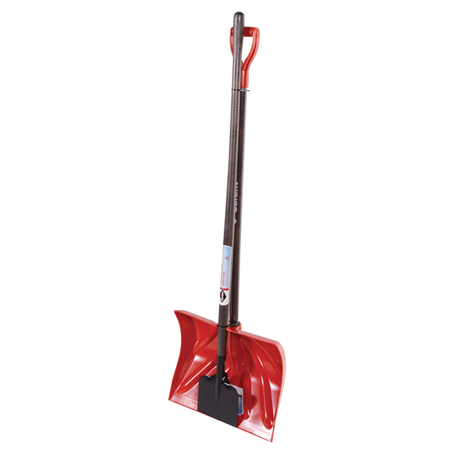 """Nordic"" Mountain Mover Snow Shovel - 18"""