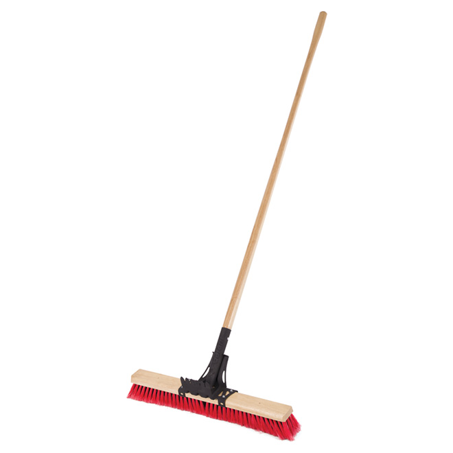 Pro Series Industrial-Grade Roofer's Brush - 24""