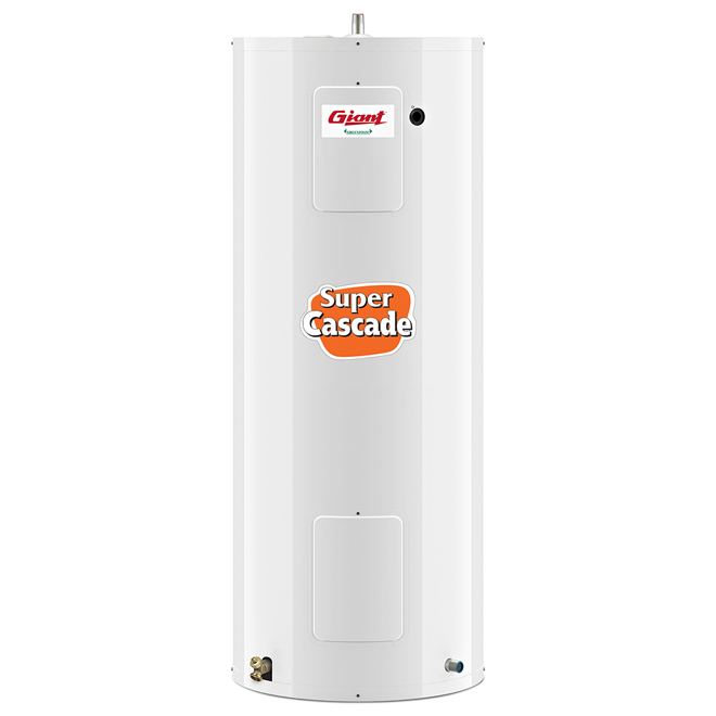 Electric Water Heater 60 Gal - White