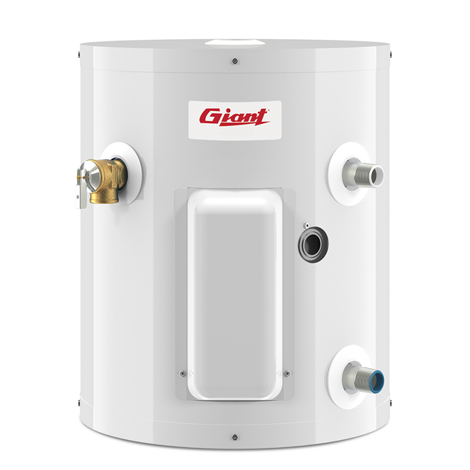 Electric Water Heater 5 Gal - 1500 W - White
