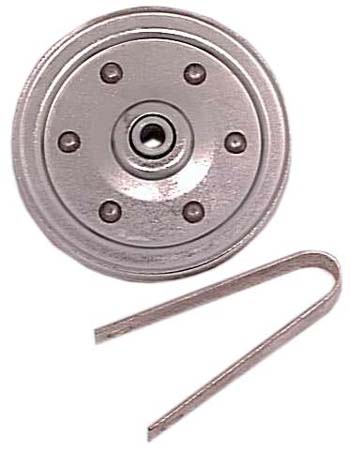 Garage Door Pulley - 4""