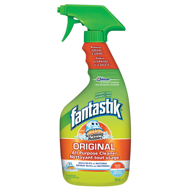 Disinfecting Cleaner - Original Scent - 650 ml