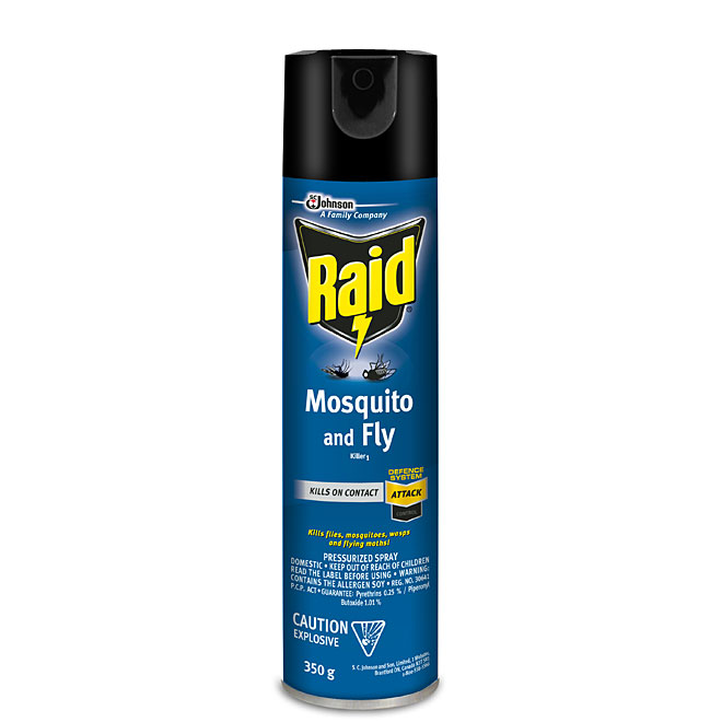 Fly and Mosquito Insecticide