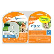 Clip-On Mosquito Repellent Value Pack