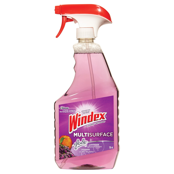 Multisurface Cleaner - Lavender and Peach Blossom - 765 mL