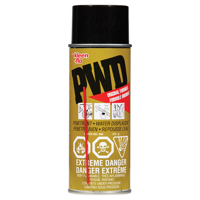 PWD Penetrant Oil Spray - 312 g