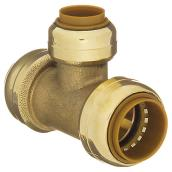 T-Fitting - Lead-Free Brass - 1/2