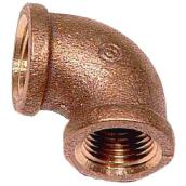 Elbow - Lead-Free Brass - 90° - 1/2