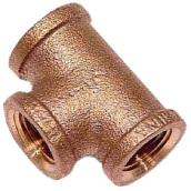 T-Fitting - Lead-Free Brass - 1
