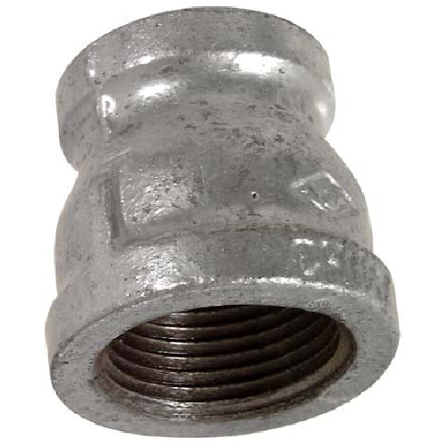 Galvanized Reducing Coupling
