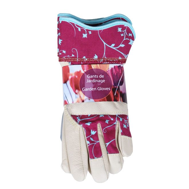 Pack of 3 Pairs of Ladies' Gardening Gloves