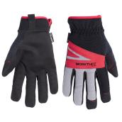 Synthetic Leather Mechanic Gloves - X-Large