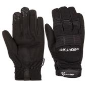 Men's Synthetic Leather Mechanic Gloves - XL
