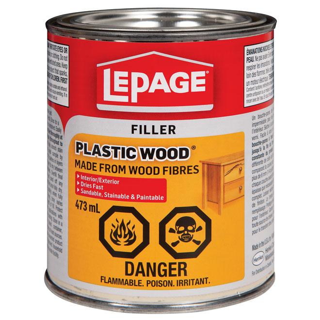 Plastic Wood Filler Rona
