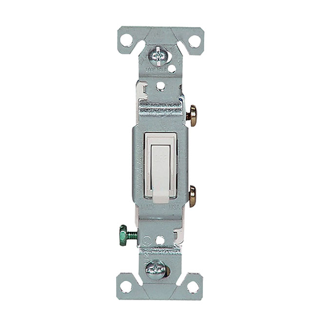 Switch - Quiet Toggle Switch