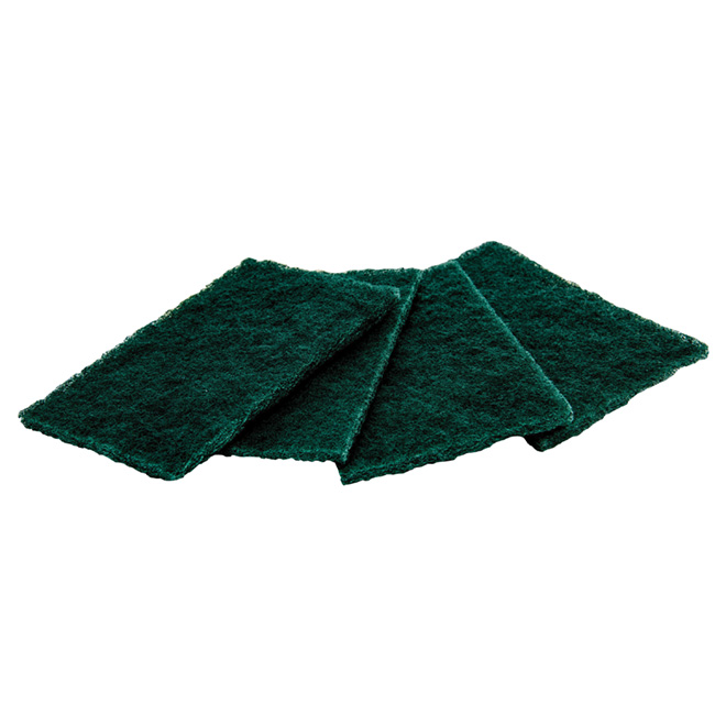 4-Pack Heavy Duty Scour Pad