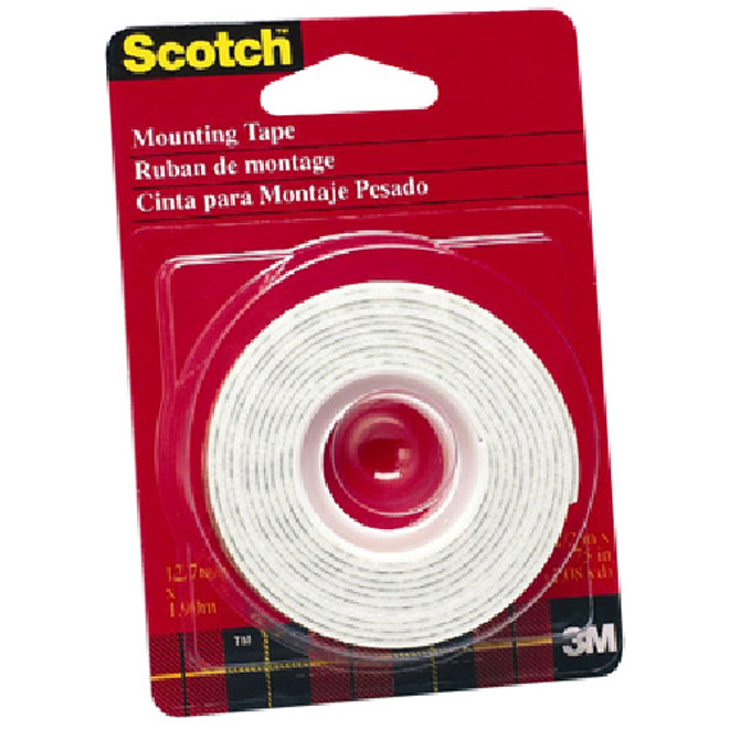 Double-Face Mounting Tape