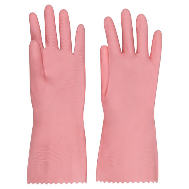 gants en caoutchouc pour la cuisine taille p m rona. Black Bedroom Furniture Sets. Home Design Ideas