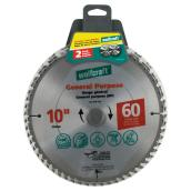 General-Purpose Carbide Saw Blade-10