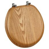 Regular Toilet Seat - Natural Oak