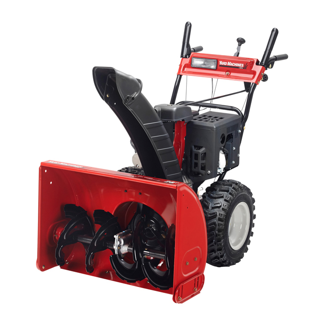 28-in Snowblower