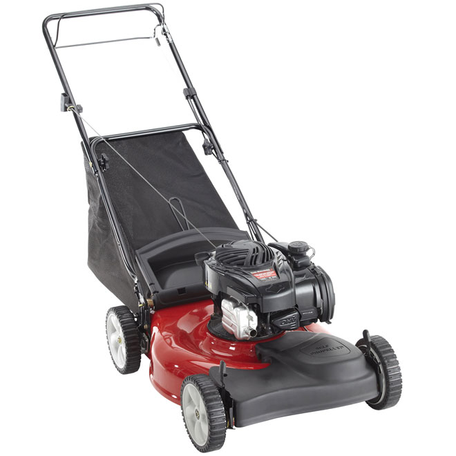 21-in Gas-Powered Lawnmower