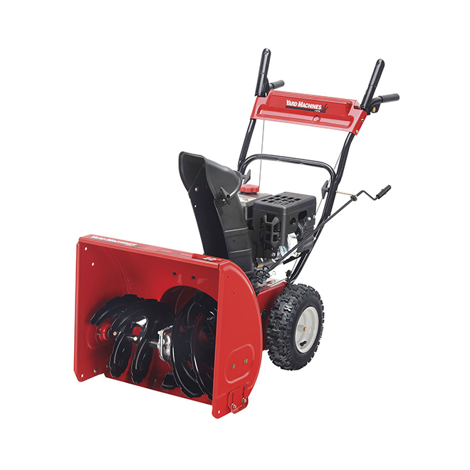 22-in Snowblower