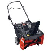 Single Stage Snowblower - 179cc - 21