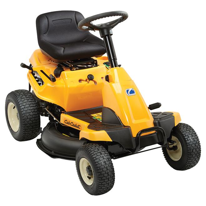 Mini lawn tractor 30 382 cc rona - Mini tondeuse gazon ...