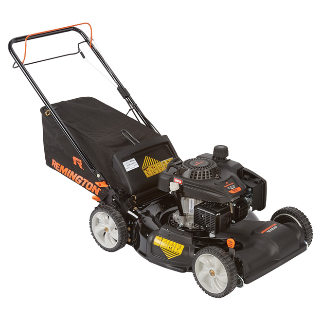 Self-Propelled Gas Lawn Mower - 159 cc PowerMore - 21""