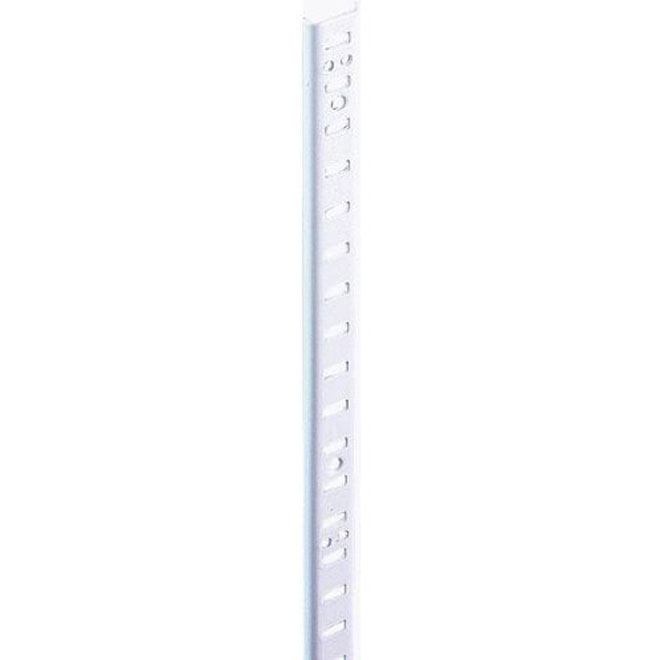 "Steel Pilaster - 72"" - White"