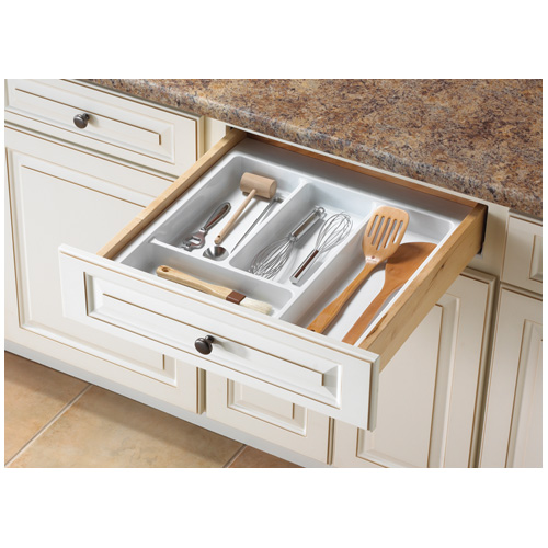 "Utensil Tray Drawer Organizer - 18 1/8"" x 17"""