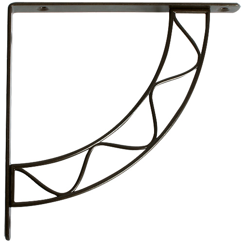 """Stockton"" Decorative Shelf Bracket"