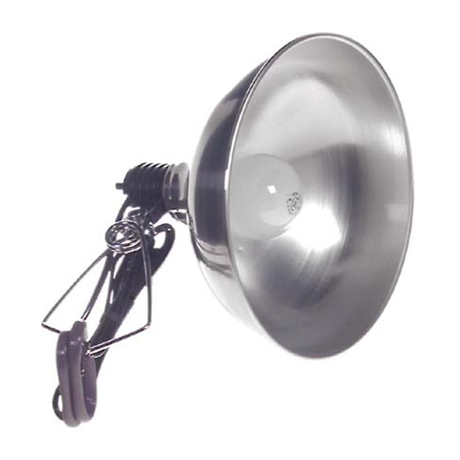 clipon work light