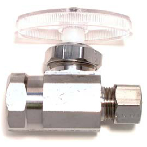 1/2-in Angle valve