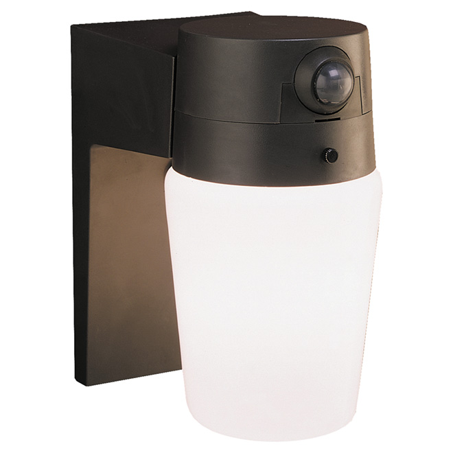 Motion Security Light - Bronze